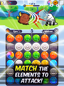 Pico Pets Puzzle - Match-3 screenshot 5