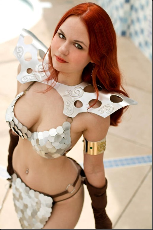 Red Sonja by AlisaKiss_742710-0019