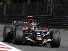 Vitantonio Liuzzi (ITA) Scuderia Toro Rosso STR2