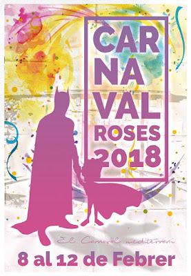 PROGRAMACIÓ CARNAVAL ROSES 2018