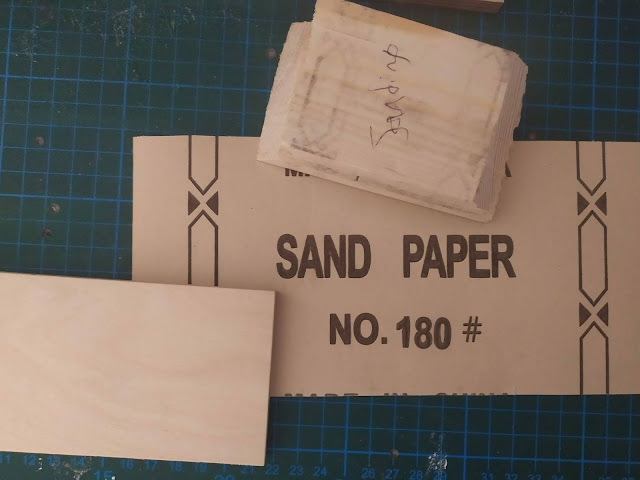 DIY Synth case making guide sand edges