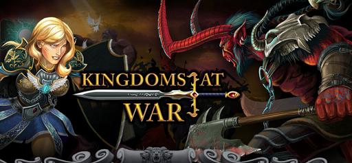 Kingdoms at War: Hardcore PVP Imagem do Jogo