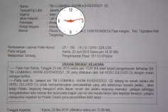 Proses Hukum Penganiayaan Pengacara Berjalan Lambat, Kinerja Polsek Cisoka Tangerang DiPertanyakan