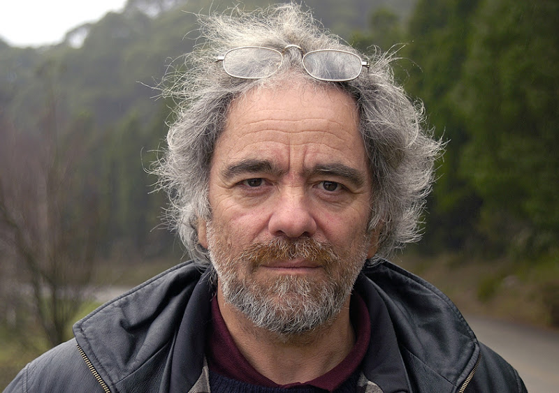 John Wynn-Twegg. Australian Filmmaker and Artist. Melbourne, 2003