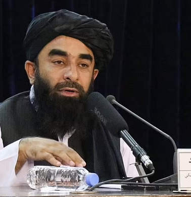 """""""Music is forbidden in Islam"""" Taliban leader says music will be banned in Afghanistan and women will need a male chaperone if they travel alone for three days"""