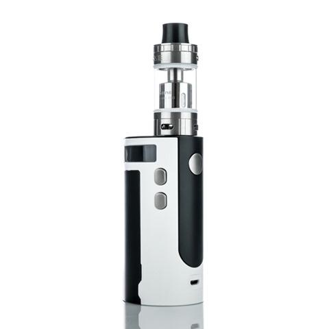 SNSBLK 2 thumb4 - 【MOD+アトマ】「Sense Blazer 200キット」レビュー。最大200W対応BOX MODとセラミック搭載クリアロのスターターキット!【電子タバコ/爆煙】