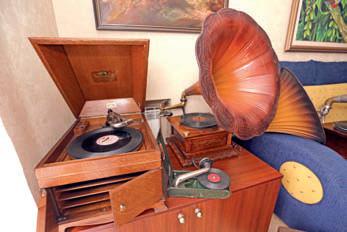 патефон и граммофон