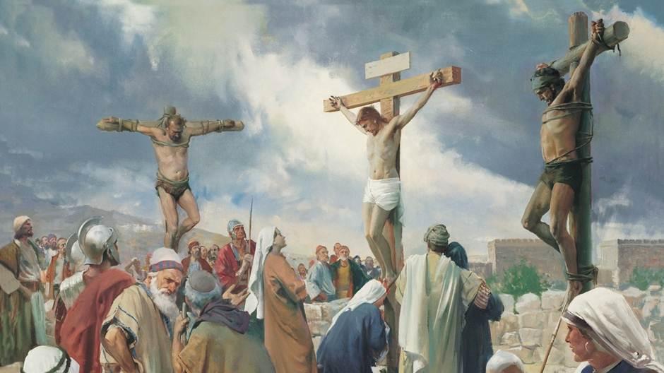 Ngôi Hai Thiên Chúa có cần thiết phải chết cho con người không