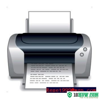 How to reset flashing lights for Epson C93 printer