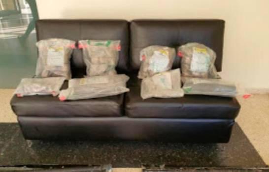 Ocupan más de 355 mil pesos y armas de fuego a supuesta red de lavado de activos en Hato Mayor y San Pedro de Macorís