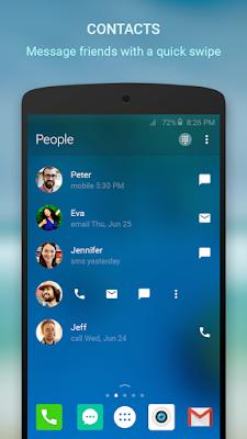 Arrow Launcher de Microsoft para equipos Android