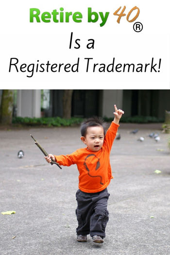 My Blog is a Registered Trademark!