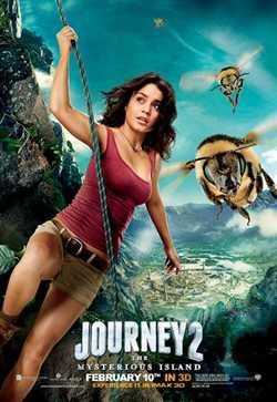Journey 2: The Mysterious Island - hòn đảo huyền thoại