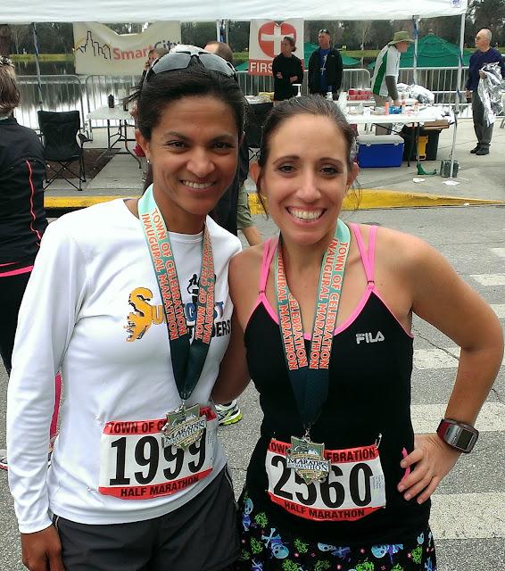 IMAG4197 Inaugural Celebration Half Marathon Recap