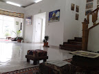 Interior del Centro Cultural Islámico de Colombia