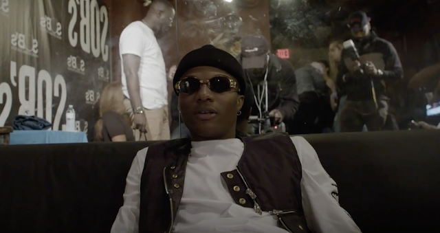 [Video] Wizkid Takes NYC