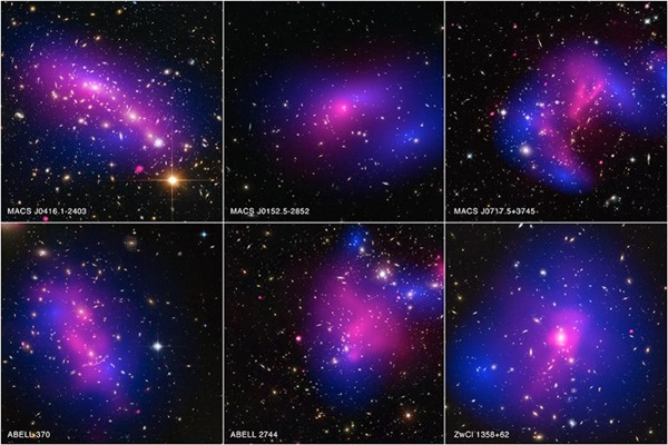 six-galaxy-clusters