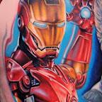 Photo - Iron Man Tattoos Pictures
