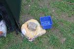 De Brugse Baksteen beschermt al een aantal dagen ons afval