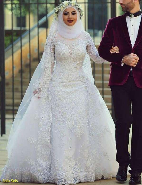 08ea50a2c فساتين زفاف تركى ٢٠١٨ - فساتين زفاف