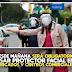 DESDE MAÑANA SERÁ OBLIGATORIO USAR PROTECTOR FACIAL EN MERCADOS Y CENTROS COMERCIALES