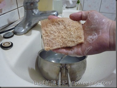 LADYBUG液態皂基-洗碗精實做1