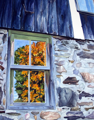 Point of View. Newfoundland Artist Keli-Ann Pye-Beshara