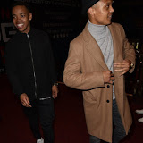 OIC - ENTSIMAGES.COM - Jovian Wade and Parcelle Ascott at the  Mandem on the Wall: Wall of Comedy - premiere in London 17th November 2015 Photo Mobis Photos/OIC 0203 174 1069