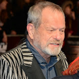 WWW.ENTSIMAGES.COM -  Terry Gilliam   arriving at    58th BFI LFF - The Imitation Game - opening film at Odeon Leicester Square, London October 8th 2014A biopic of Alan Turing, which opens this year's BFI London Film Festival.                                                    Photo Mobis Photos/OIC 0203 174 1069