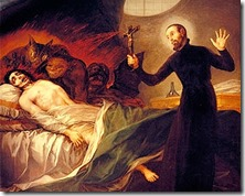 Catholic exorcisim rite