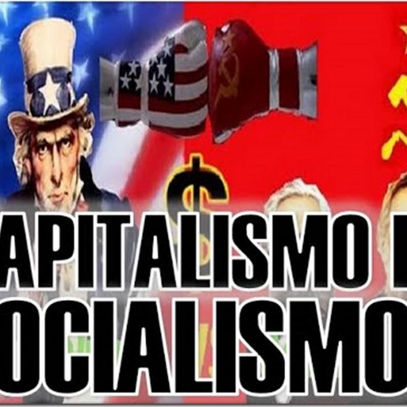 Capitalismo x socialismo, uma comparação problemática. Entenda.