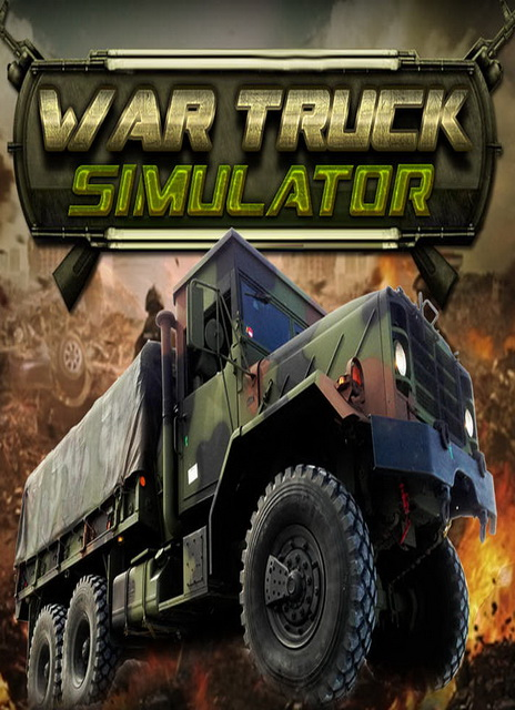 Download game mô phỏng - War Truck Simulator
