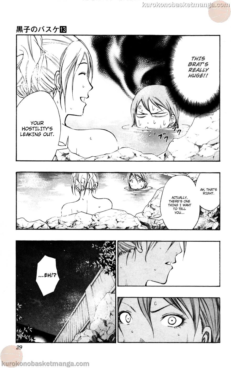 Kuroko no Basket Manga Chapter 110 - Image 03