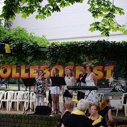 Mollebosfist Maandag Tweede Pinksterdag -   Viering en Koffieconcert