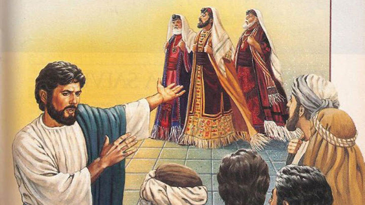 Cha hiện diện nơi kín ẩn (17.02.2021 – Thứ Tư Lễ Tro)