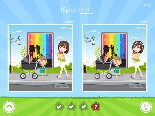 iSpot Pro Themed Edition Differences