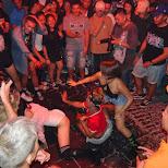 dance off at Brickyard bar in Kaohsiung, Taiwan in Kaohsiung, Kao-hsiung city, Taiwan