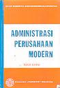 Administrasi Perusahaan Modern Edisi Baru