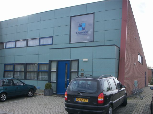 Nieuwe repetitieruimte Van Reeuwijkstraat