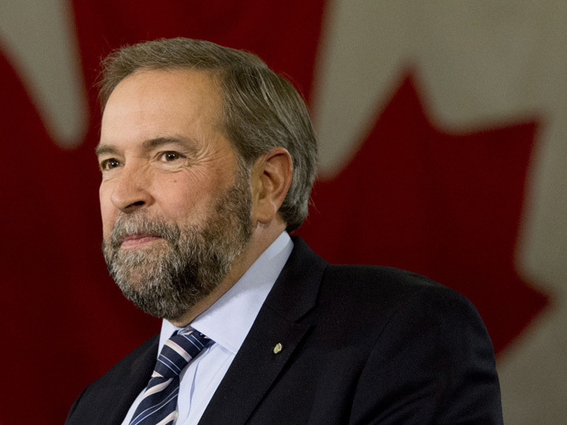 Canadian social democrat leader demands apology from Pope Francis