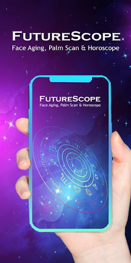 FutureScope : Face Aging, Palm Scan and Horoscope