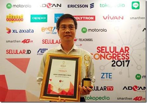Ini Smartphone Terbaik Versi Selular Award, Sungguh Tak Terduga…