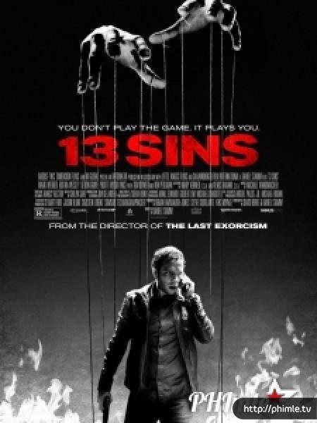 Phim 13 tội ác (Trò chơi giết người) - 13 Sins - VietSub