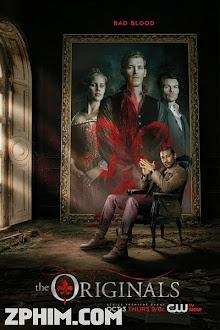 Ma Cà Rồng Nguyên Thủy 1 - The Originals Season 1 (2013) Poster