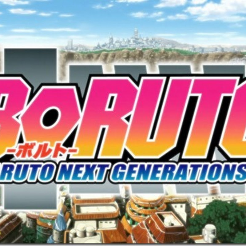 [Review] Boruto: Naruto Next Generations (arc pertama)