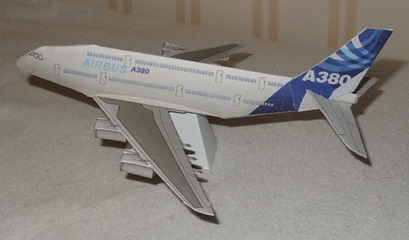 2005 Airbus A380