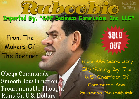 The Rollout Of Marco Rubio A Corporate Wonder Created Just For You  Ruboobio%2525202