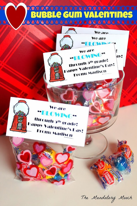 Bubble Gum Valentine - Mandatory Mooch