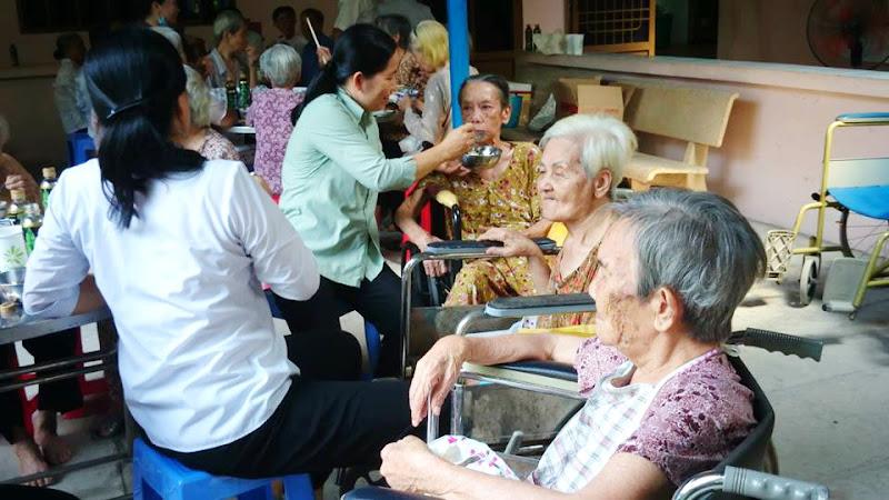 Nhà Bác ái Vĩnh Lộc: Mùa đông ấm áp
