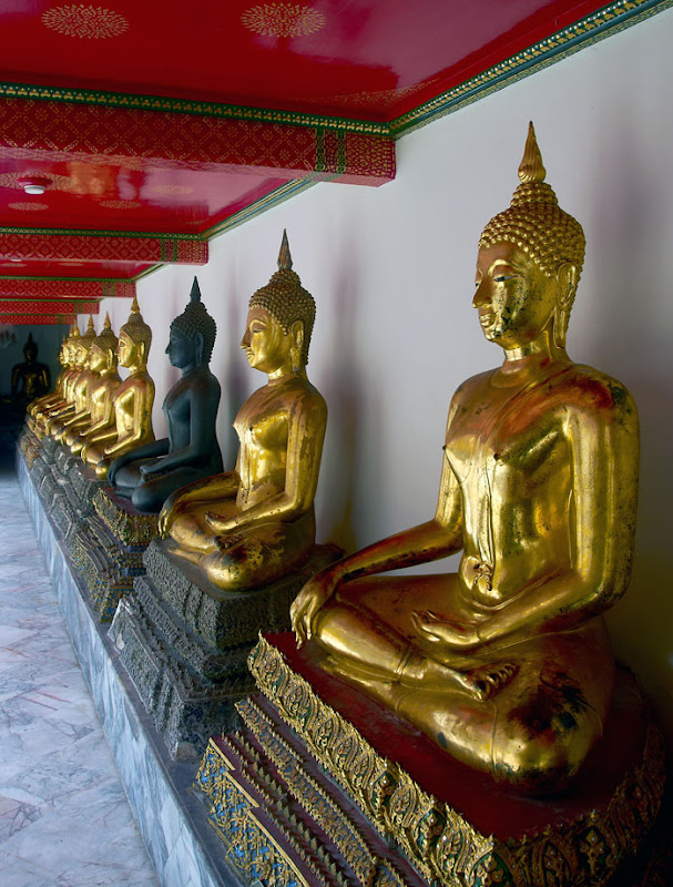 Temple of Reclining Buddha (Wat Pho) - 3. Bangkok